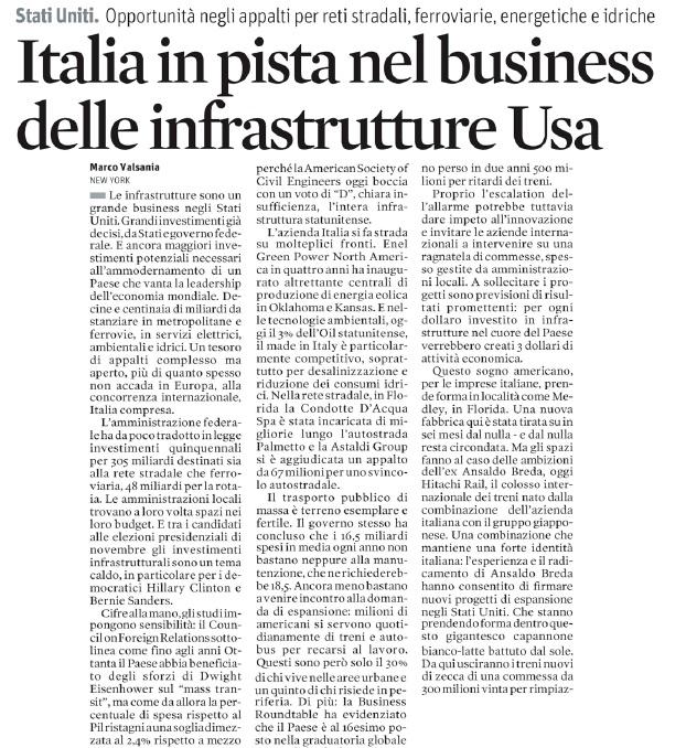 infrastrutturUSA